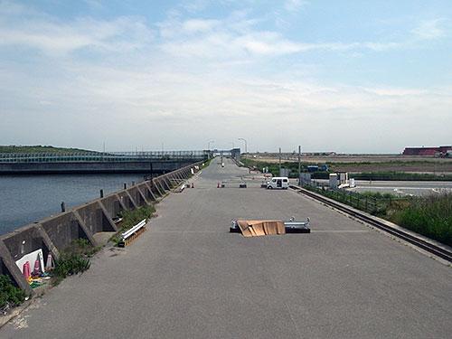 中央防波堤外側埋立地