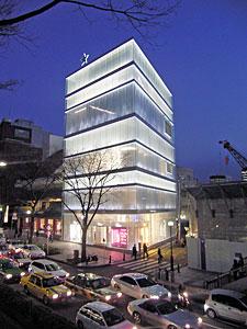Dior表参道ビル