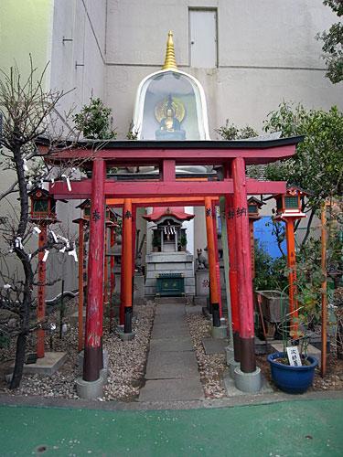 芝浦妙法稲荷神社