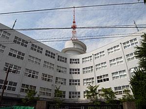東海大学代々木2号館