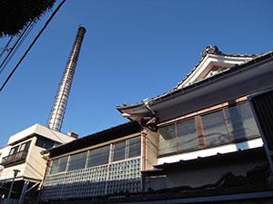 東京浴場(大井)