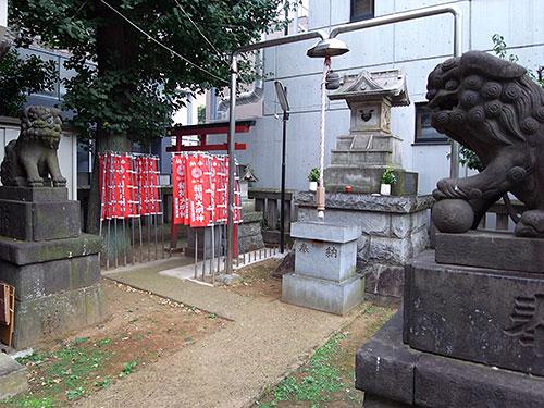 北野神社(青葉台)
