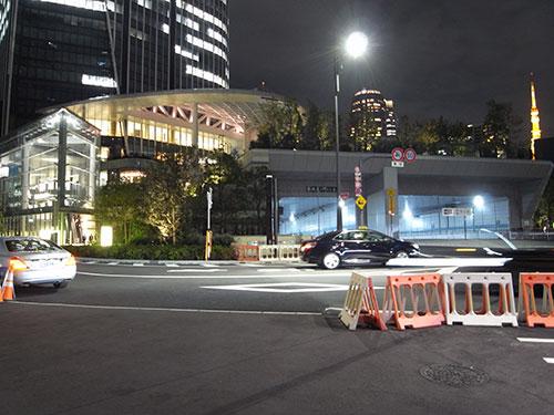築地虎ノ門トンネル