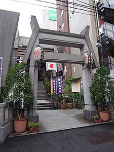 烏森神社(新橋)