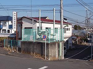 宇奈根排水樋管