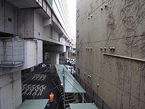 小田急登戸駅高架