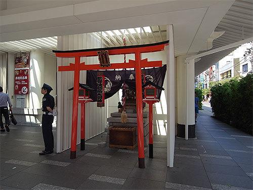 歌舞伎稲荷大明神