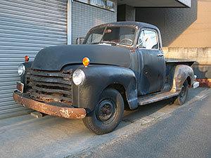 シボレートラック3100