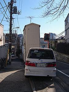薄い家(西原)