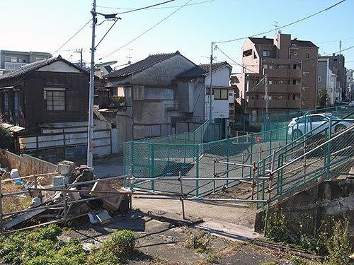 良忠荘跡地(北沢)