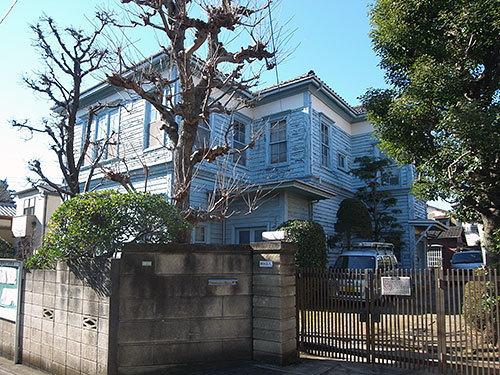 旧尾崎行雄邸(豪徳寺)