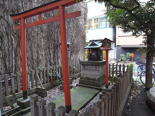 和光稲荷神社(神田司町)