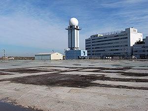 航空気象ドップラーレーダー