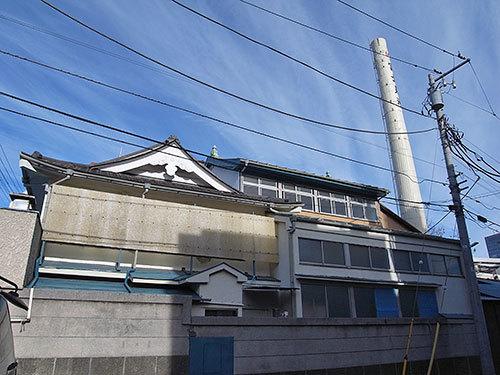 富士見湯(川崎市幸区)