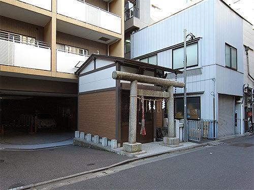 豊潤稲荷神社(神田須田町)