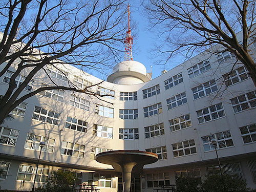 東海大学代々木キャンパス2号館