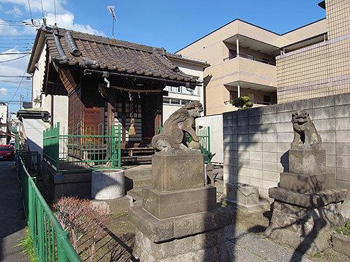 御嶽神社(南六郷)