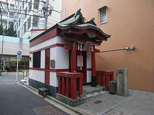 一八稲荷神社(神田多町)