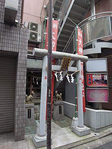 大柳稲荷神社(内神田)