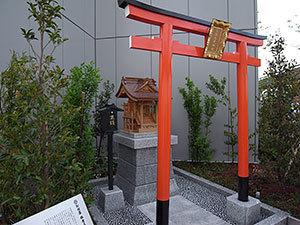 ��護稲荷(銀座)