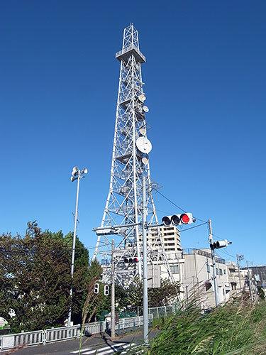 通信塔(矢口)