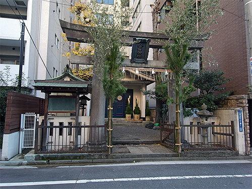 金山神社(岩本町)