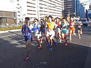 箱根駅伝2018