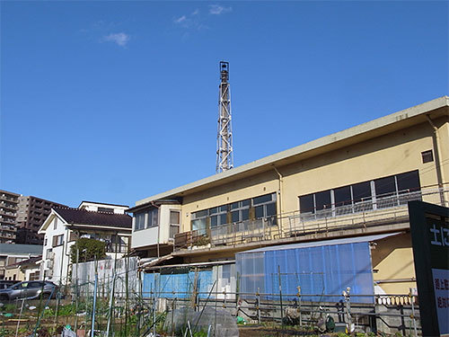 戸田の湯外観