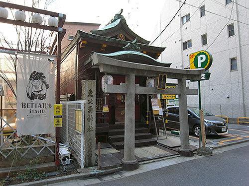 宝田恵比寿神社(日本橋本町)