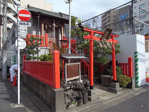 講武稲荷神社(外神田)