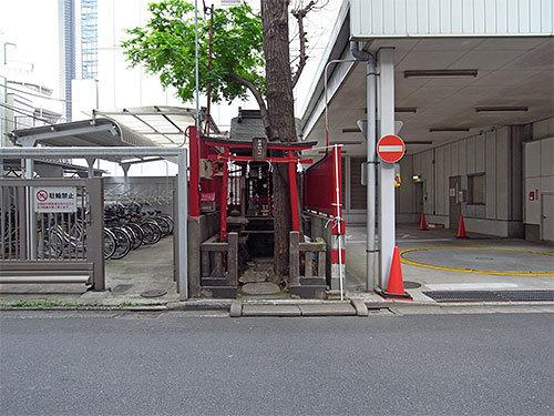 延壽稲荷神社(神田須田町)