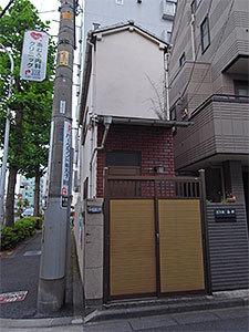 薄い家(中原区丸子通)
