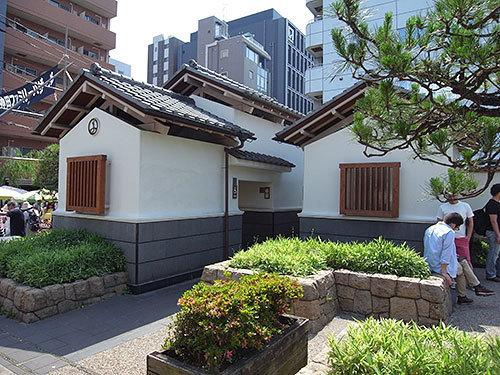 美倉橋公衆トイレ
