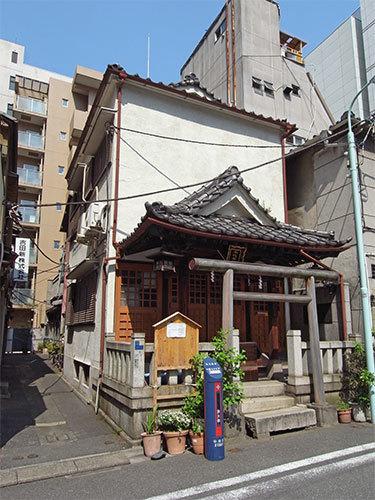 千代田神社(日本橋小伝馬町)