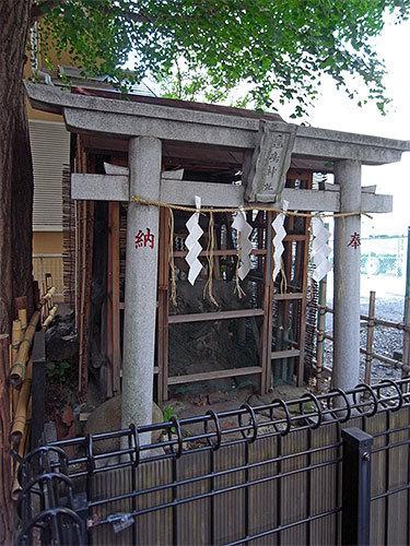 亀嶋神社(東神田)