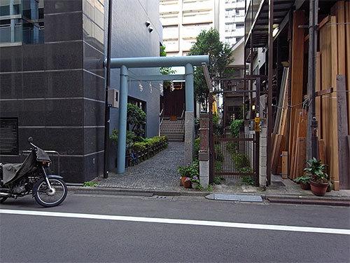 八丁堀天祖神社