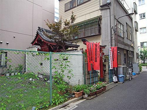 真徳稲荷神社(神田司町)