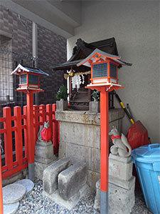 久松稲荷神社(日本橋久松町)
