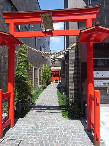 宝徳稲荷神社(豊町)