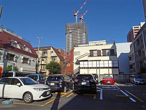 パークシティ武蔵小山