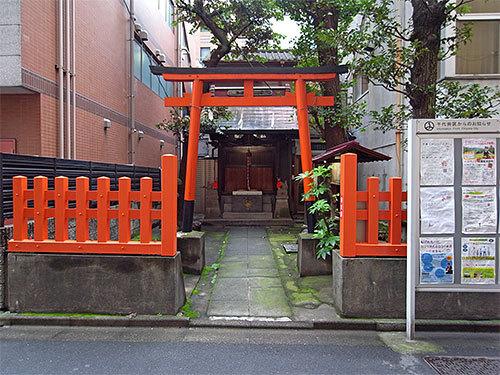 出世稲荷神社(神田須田町)