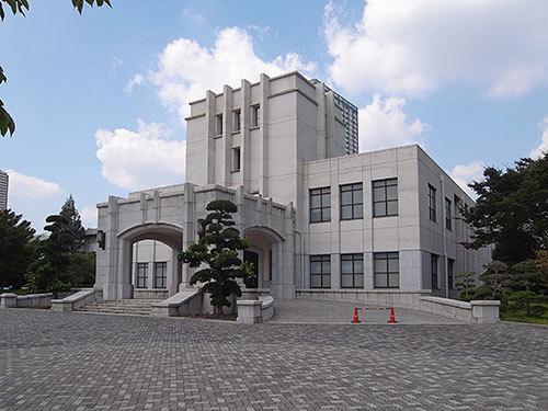 市ヶ谷記念館