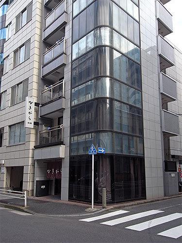 かきがら旅館(日本橋蠣殻町)
