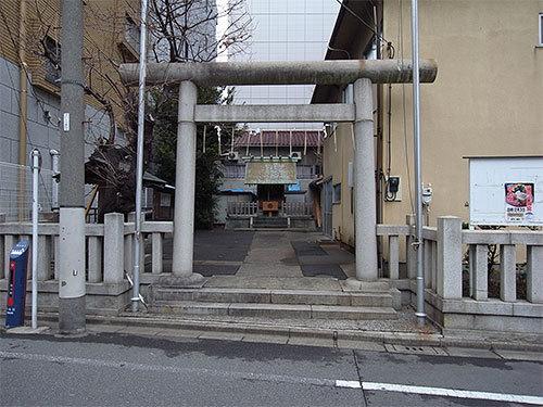 新川金刀比羅神社(新川)