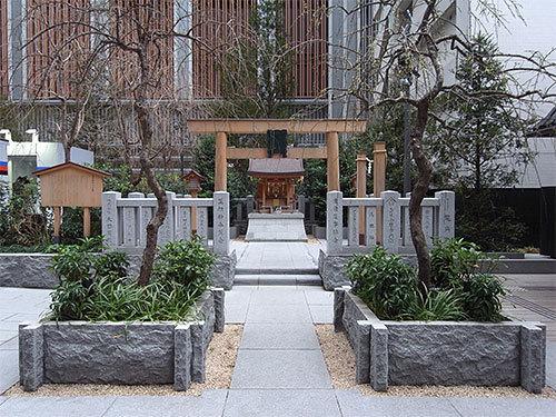 薬祖神社(日本橋室町)