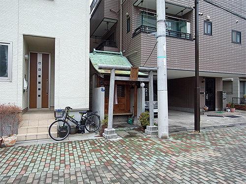 森稲荷神社(佃)
