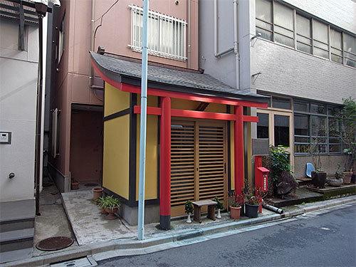 1福田稲荷神社(日本橋本町)