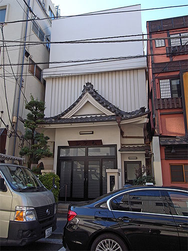 本芳寺(月島)