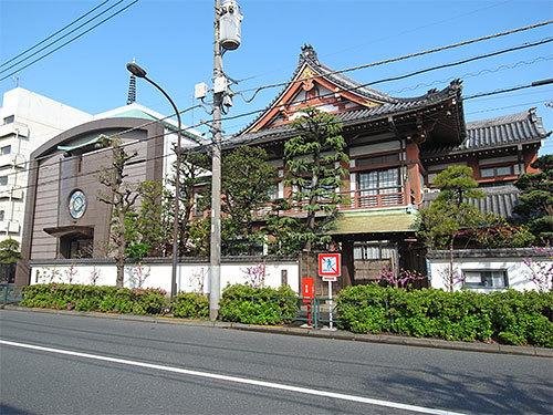 光教寺(大田区中央)