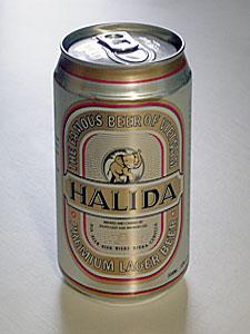 ハリダビール